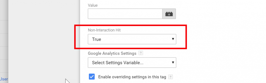 Event Goals in Google Analytics