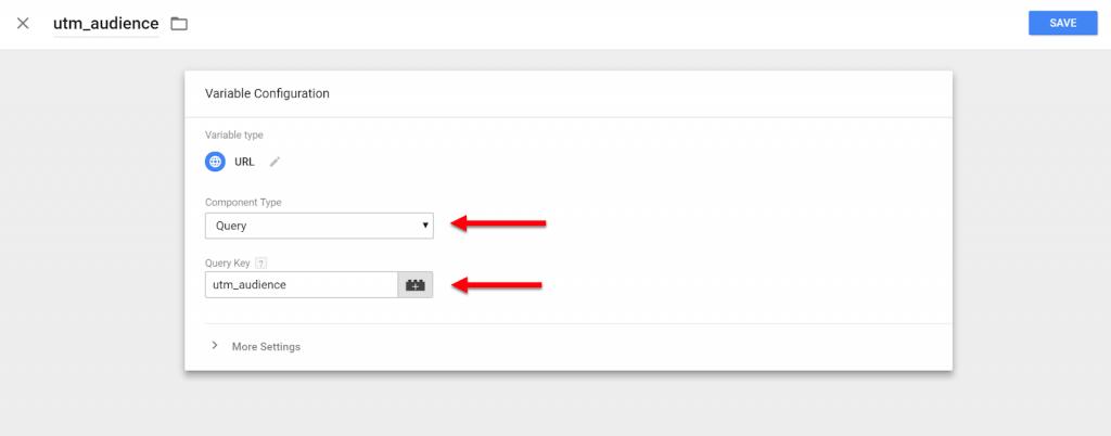 Custom UTM Parameters