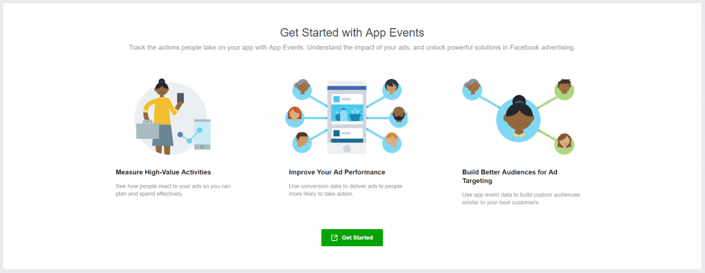 Facebook Ads Manager - App Events
